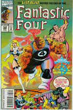 Fantastic Four # 386 (Paul Ryan) (USA, 1994)