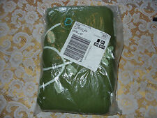 "Brylane Home King Size Shams ~one Pair =2 Shams~ Sage Color -New  35"" x  19.5"""