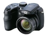 GE Power Pro Series X500 16.0MP Digital Camera - Black