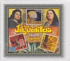 Las Jilguerillas CD NEW Tesoros De Coleccion BOX SET Con 30 Canciones SEALED