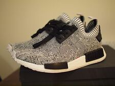 NEW ADIDAS NMD CUSTOM From Tri-colour Grey UK9 US9.5 EU43.3 DS PK uk8 or 9.5