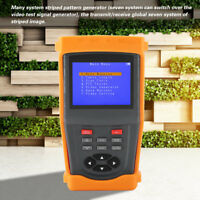 SML-VLS 3.5inch LCD Display Multifunctional Monitoring Network CCTV Tester HN