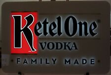 Ketel One Vodka * High Quality * Commercial Advertising Promotional Lighted Sign