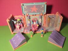 Polly Pocket Mini ♥ Stapelvilla ♥ Badezimmer ♥ Dream Builders ♥ 1999 ♥