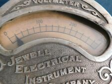 Antique Jewell Electric Voltmeter