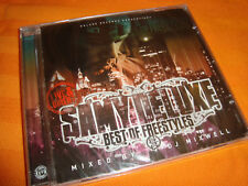 SAMY DELUXE BEST OF FREESTYLES MIXED BY DJ MIXWELL NEU CD ALBUM BEGINNER HH
