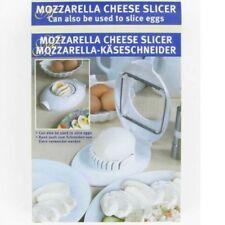 Mozzarella Affettatrice/Cutter & Uovo Affettatrice Formaggio Cutter