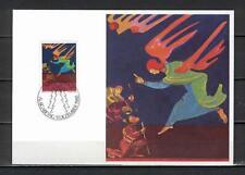Maxi Card B57 Liechtenstein 1980 Christmas