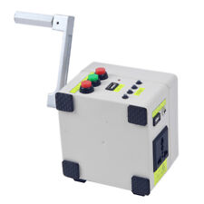 Small-scale Hand Crank Generator phone Charger power supply Emergency Charger