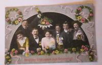 """""""Geburtstag, Männer, Frauen, Bier"""" 1913 ♥"""