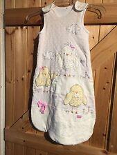 Bébé sac de couchage Costume. par TU Age 6-23 mois Hauteur 80 cm. petits poussins thème