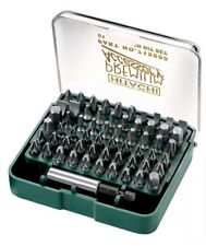 Hitachi 715000 61 Piece Screwdriver Bit Set In Case for Drill Driver Power Tool