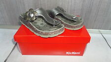 tongs mules  kickers magnetic argent 31 TBE