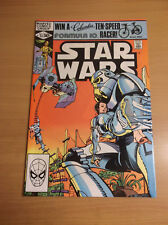 MARVEL: STAR WARS # 53, RARE DOUBLE PRINCESS LEIA COVER, HIGH GRADE, 1981, NM-!!