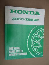 Honda zb 50 J Mini Bike helmschloß original nouveau tête casquée Holder New ORIGINAL