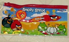 Childrens Travel Toothbrush Kit & Case Angry Birds New