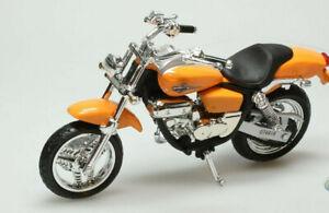 HONDA MAGNA MOTO BIKE MOTORRAD 1/18 SUPPORT INCLUS DIE-CAST TBE