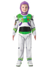 Childrens Size Toy Story Deluxe Buzz Lightyear Costume