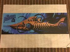 Tom Whalen - Nautilus Screen Print Poster - Signed & Numbered - LE of 25