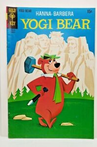 YOGI BEAR #39 (1970) Hanna-Barbera