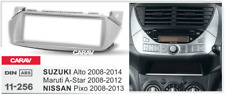 CARAV 11-256 Car Radio Frace Fascia panel Frame For NISSAN Pixo / SUZUKI Alto