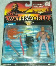 vintage Waterworld Hydro Stinger Mariner Kevin Costner Action Figure Kenner  New