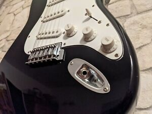 Fender Squier Stratocaster Made In Mexico - Selten