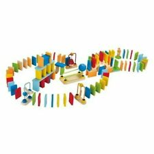 E1042 Hape Dynamo Dominoes Wooden Colourful Early Explorer Children 3 Years