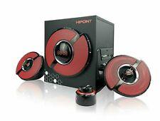 HiPOINT GX92 2.1 Bluetooth Speakers SPBH-GX9201 NEW FAST SHIPPING