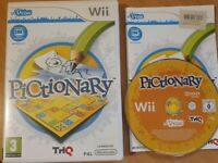 Nintendo Wii Game (Wii U) - uDraw : Pictionary - Complete with manual - PAL UK