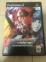 PS2 The King of Fighters 2002 Match Unlimited SNK Playmore PlayStation 2