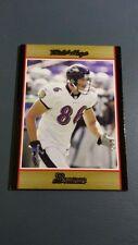 TODD HEAP 2007 BOWMAN FOOTBALL GOLD PARALLEL CARD # 109 B2345