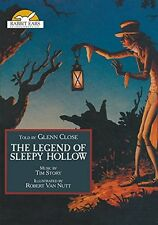 The Legend of Sleepy Hollow, Told by Glenn Close with Music by Tim Story (DVD)