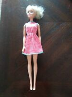 Barbie Doll Mattel 2015 Blond Hair Blue Eyes