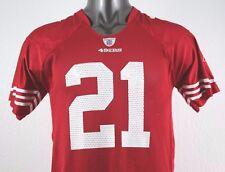 Reebok NFL San Francisco 49ers #21 Frank Gore Youth's Jersey Sz L(14-16)