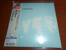 "Japan mini lp CD Free""Highway"""