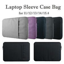 Carring Sleeve Laptop Bag Case For ALL 11.6/12/13.3/14/15.4 inch Notebook Laptop
