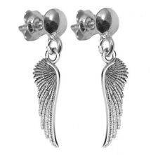 Earrings WING Sterling Silver 925 and Sterling Silver GOLD plated