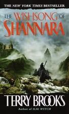 The Wishsong of Shannara by Terry Brooks FREE SHIPPING paperback book wish song
