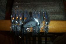 BRAND NEW Delta Lady Pro irons steel 3-pw 8 irons Lady Left hand