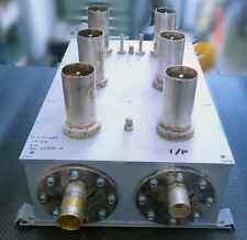 LARCAN MODEL 30429 RF BAND PASS FILTER CH.64