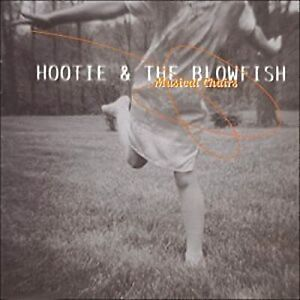 Musical Chairs, Hootie and the Blowfish, Used; Good CD