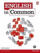 ENGLISH IN COMMON 2 WORKBOOK