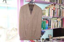 Aquascutum UK Mens Brown Herringbone Wool Tweed Sportsjacket XL-2XL.