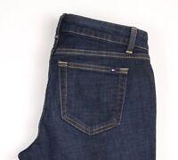 Tommy Hilfiger Femme Jeans Jambe Droite Taille 4R (W30 L32) ATZ1481