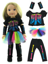 Halloween Costume For 14 In Wellie Wishers American Girl Doll Clothes