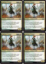 4x Conclave Cavalier Guilds of Ravnica Mtg Gold Creature — Centaur Knight Unc