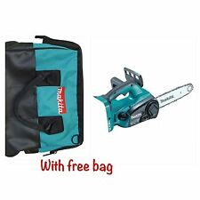 Makita DUC252Z Lithium-Ion Chainsaw (SKIN ONLY ) With Bag