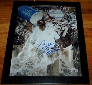 BOBBY BOWDEN FSU FLORIDA ST COACH NFL NCAA SIGNED FRAMED 8X10 PHOTO FANATICS COA