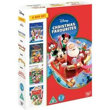 Disney Christmas Favourites Box Set Winnie the Pooh Mickey Mouse New R4 DVD 10